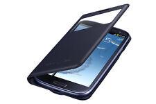 Original Samsung s-view cover case ef-ci930 Indigo azul Galaxy s3 neo gt-i9301