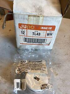 Juno TL43Wh Mini Monopoint For Remote Transformer White   New Open Box