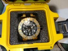 29700 gold/black Watch Invicta Reserve Model