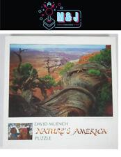 Nature's America Jigsaw Puzzle. National Park Utah (1000 Pieces) (Aussie Seller