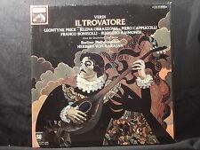 G. Verdi - Il Trovatore / Karajan    3 LP-Box