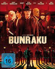 Bunraku ( Action-Thriller BLU-RAY ) - Josh Hartnett, Demi Moore, Woody Harrelson