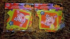 2 DORA THE EXPLORER  5ft PARTY FIESTA BANNERS Party Favors Decoration BIRTHDAYS
