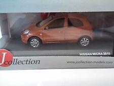NISSAN MICRA 2010  J COLLECTION 1:43 DIECAST-CAR-MODEL-JCL200