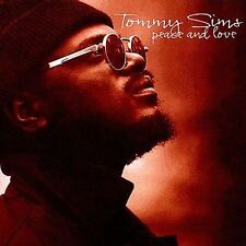 Tommy Sims--Peace and Love CD (2000)