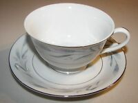 "Harmony House/Sears Diana Pattern 3836 2 1/4"" Footed Cup & 5 5/8"" Saucer"
