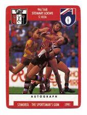 1991 Stimorol (96) Stewart LOEWE St. Kilda