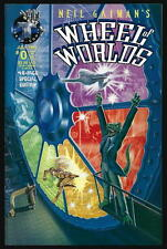 Wheel of worlds us tekno Comix vol.1 # 0/'95 special edition