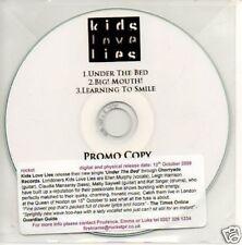 (533V) Kids Love Lies, Under the Bed - DJ CD