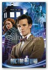 SCIENCE FICTION POSTER Doctor Who Doctor and Amy
