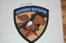 "Desert Storm 3"" Patch"