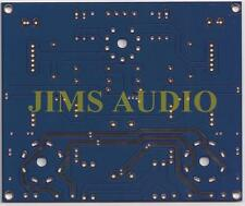 Tube SE 6L6 / EL34 / KT88 amplifier stereo PCB !