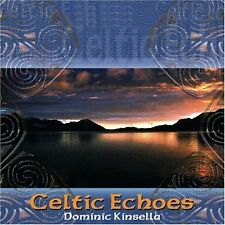 CELTIC ECHOES  DOMINIC KINSELLA  GLOBAL JOURNEY  IMPORT  MUSIQUE CELTIQUE CD