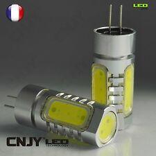 2 AMPOULE LED CNJY HLU 8W CULOT HP24 TYPE 24W BLANC 6000K CITROEN C5 PEUGEOT5008