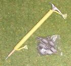 VINTAGE ACTION MAN 40th LOOSE EXPLORER - MOUNTAINEER - ICE AXE with 6 GRENADES