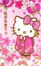 New Girls Sanrio Pink Hello Kitty Warm Cozy Fleece Blanket Throw 200cm x 140cm