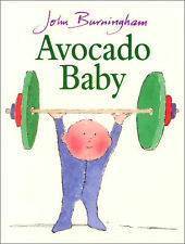 John Burningham - Avocado Baby (Paperback) 9780099200611