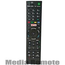 TV Remote Control for SONY LED RMTTX200U RMTTX102 XBR55X700D XBR49X700 XBR65X750