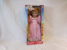 "Madame Alexander Wizard of Oz Glinda the Good Witch 18"" Doll Pink Dress NEW"