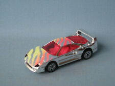 Matchbox Ferrari F40 Chrome Body with Stripes Toy Model Car UB 70mm Rare