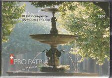 SCHWEIZ, 2000 Pro Patria Markenheftchen 0-117 **, (17797)