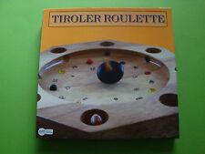 Tiroler Roulette (echt Holz)