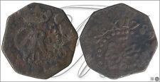 España - Monedas Carlos IV- Año: 1789 - numero 01478 - 4 Coronados / 1 Cuarto AE