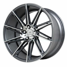 """20"""" Quantum V25 Wheels for 350z 370z G35 G37 Coupe Genesis 1994-2005 Mustang GT"""