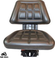Black Massey Ferguson 135 150 165 175 180 185 Triback Tractor Suspension Seat
