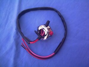 Tricon Type Handle bar Switch New