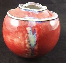 James Jim Nan McKinnell Studio Ceramic Pottery Vase