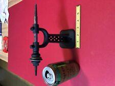 Vintage Cast Iron Toy Steam Engine Accessory Line Shaft Rare Antique