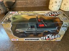 Motormax 1979 Ford F150 Custom Lifted Truck