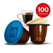 100 Capsule ORZO cialde caffe 100% Compatibili NESPRESSO caffè