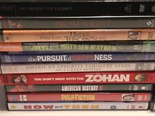 PICK FROM LIST of 20 Movie DVDs -Assorted titles -Cheap and Like New -DVD BOX 9