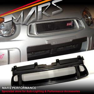 JDM Front Bumper Bar Grill for Subaru Impreza 03-05 RX WRX STi Grille GD 4D 5D