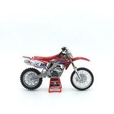 HONDA CRF Motorcycle Model  1/12  Honda Racing Dirt Motorcycle Bike Model