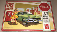 AMT 1953 Ford Victoria Hardtop with Coca Cola Machine 1:25 model car kit 1146