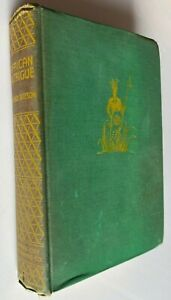 1935 AFRICAN INTRIGUE by Alfred Batson, FREE POST AUST