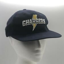 VTG San Diego Chargers Hat Cap Pro Pocket Qualcomm Stadium Rare OSFA Los Angeles