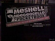 """Meshell Ndegeocello Pocketbook DJ USA 12"""""""