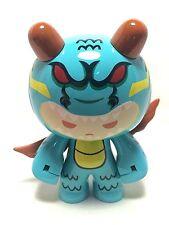 Rotobox Kuso Vinyl Minicel Figure SDCC Darko The Kid Dragon #5642 Teal Variant