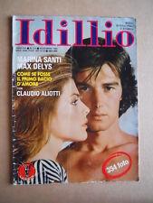 IDILLIO n°215 1980 ed. Lancio  [G577]
