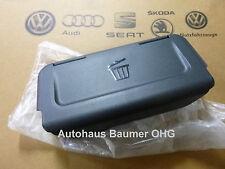 Original Skoda/VW/AUDI Abfallbehälter/Abfalleimer für Innentür schwarz 5JA061107
