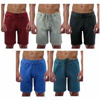 Mens R2i Designer Sweat Comfy Summer Fleece Jersey Baggy Jogging Shorts S-XXL