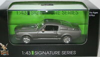 ROAD SIGNATURE 1/43 43202 1967 SHELBY GT500 GREY