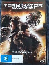 TERMINATOR - SALVATION - Sam Worthington, Christian Bale DVD  # 1314