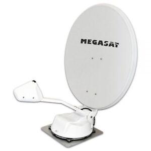 Megasat Caravanman 85 Premium Automático Satélite Antena Campamento Autocaravana