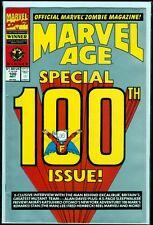 Marvel Comics MARVEL AGE #100 1st Sleepwalker VFN 8.0