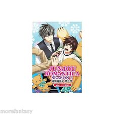 DVD Junjou Romantica Season 3 ( Vol. 1-12 End ) English Subtitle + Free Shipping